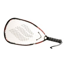 Ektelon Air Response Racquetball Racquet in Red/Black - Closeouts