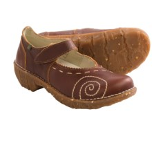 El Naturalista N095 Iggdrasil Mary Jane Clogs - Leather (For Women) in Cuero - Closeouts