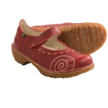 El Naturalista N095 Iggdrasil Mary Jane Clogs - Leather (For Women) in Tibet - Closeouts