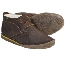 El Naturalista N656 Leather Shoes - Lace-Ups (For Men) in Chocolate - Closeouts