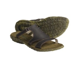 El Naturalista Palma N711 Sandals - Leather (For Women) in Brown