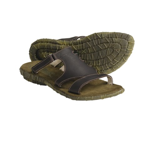 El Naturalista Palma N711 Sandals - Leather (For Women)