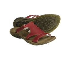 El Naturalista Palma N711 Sandals - Leather (For Women) in Tibet - Closeouts