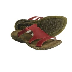 El Naturalista Palma N711 Sandals - Leather (For Women) in Tibet