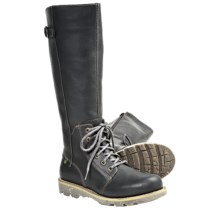 El Naturalista Taiga N804 Boots - Leather (For Women) in Black - Closeouts