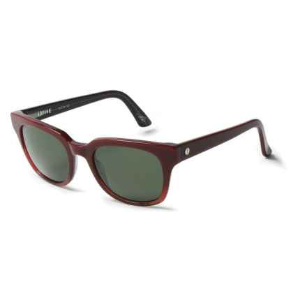 Electric 40Five Sunglasses in Red Sea/Melanin Grey - Overstock