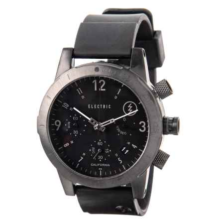 Electric FW02 Chronograph Watch (For Men) in All Black