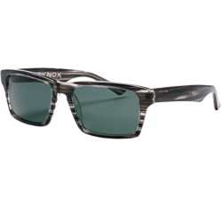 Electric Hardknox Sunglasses in Charcoal/Grey