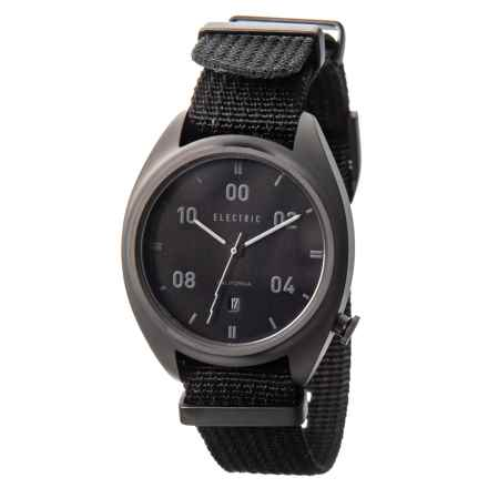 d36df572937 Electric OW01 Nato Watch (For Men) in All Black