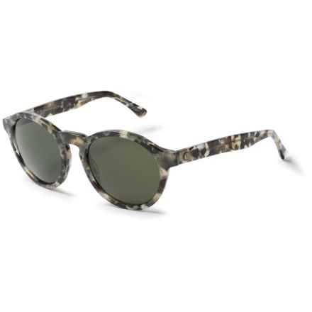 Electric Reprise Sunglasses in Granite Grey/Melanin Grey - Overstock