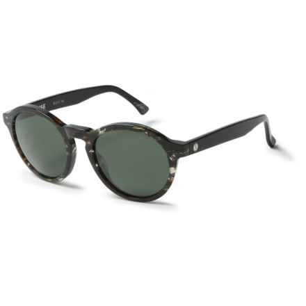 Electric Reprise Sunglasses in Patina/Melanin Grey - Overstock