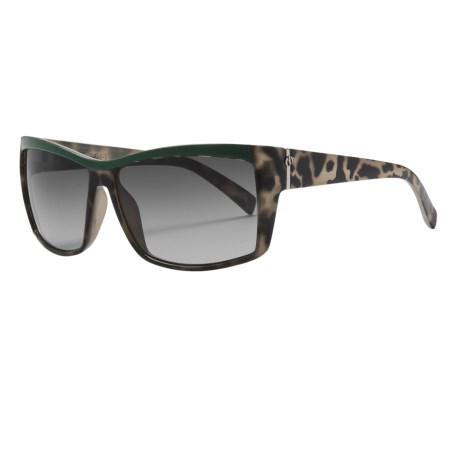 Electric Riff-Raff Sunglasses in Jaguar/Grey Gradient