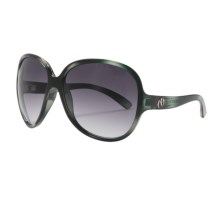 Electric Rockabye Sunglasses (For Women) in Emerald/Grey Gradient - Closeouts