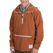 Electric Rockaway Jacket (For Men) in Rust - Closeouts
