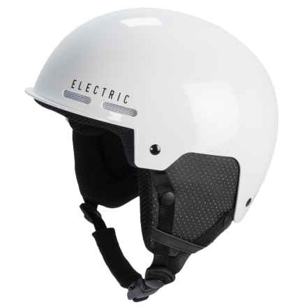 Electric Saint Ski Helmet in Gloss White - Closeouts