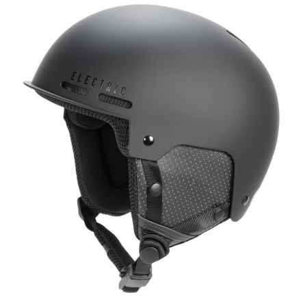 Electric Saint Ski Helmet in Matte Black - Closeouts