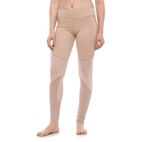 Electric Yoga Almost Nude Leggings (For Women) in Nude