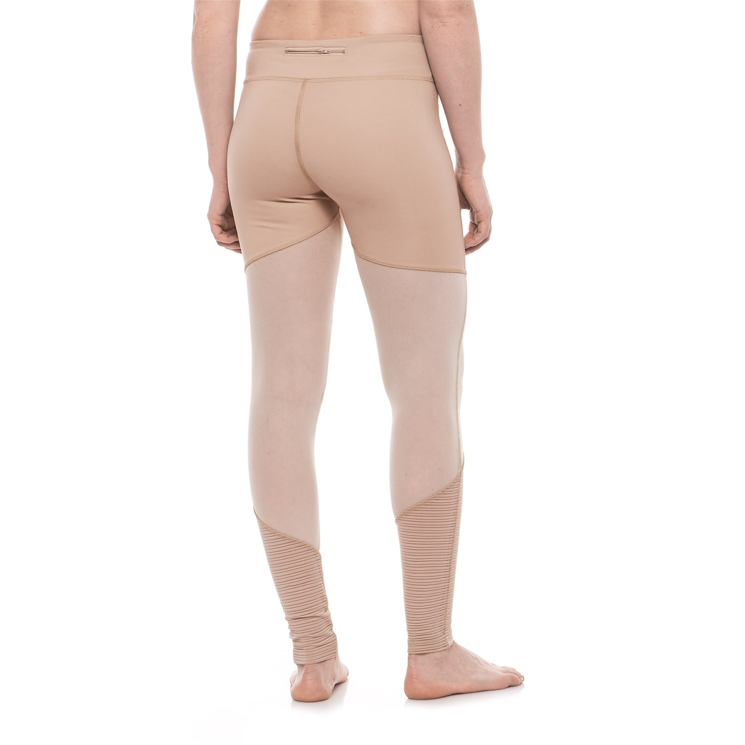 Womens Tech-Fleece Leggings Electric Yoga