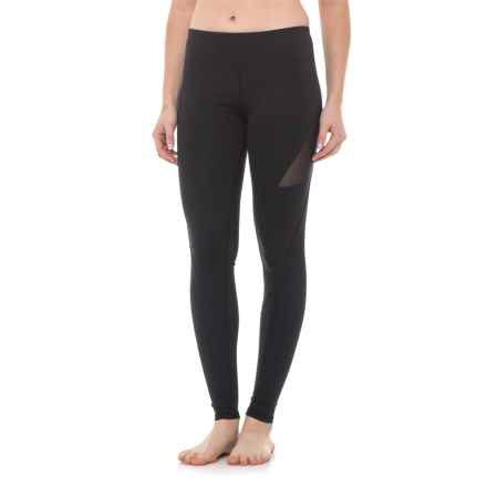 Electric Yoga Bolt Leggings (For Women) in Black - Closeouts
