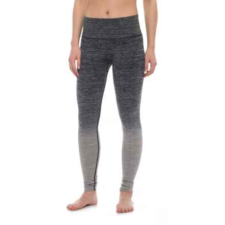 Electric Yoga Faded Leggings (For Women) in Gray - Closeouts