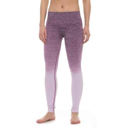 Electric Yoga Faded Leggings (For Women) in Purple - Closeouts