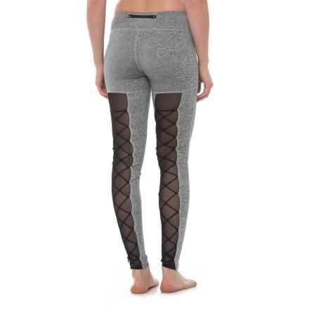 Electric Yoga Moulin Rouge Leggings (For Women) in Heather Grey - Closeouts