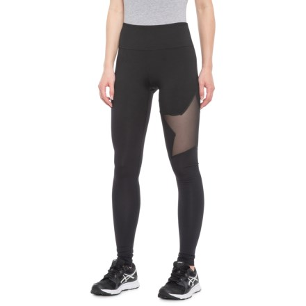 4a81d4dd5d009 Electric Yoga Star Leggings (For Women) in Black - Closeouts