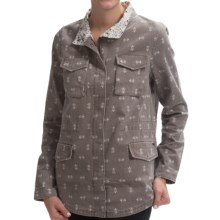 Element Alchemy Jacket (For Women) in Mauve - Closeouts