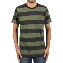 Element Arnold Pocket T-Shirt - Short Sleeve (For Men) in Army - Closeouts