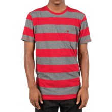 Element Arnold Pocket T-Shirt - Short Sleeve (For Men) in Red - Closeouts