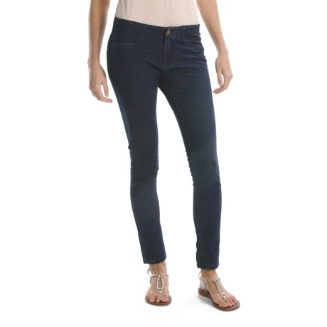 Element Ballet Skinny Jeans - Stretch (For Women) in Indigo