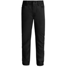 Element Boom Jeans - Slim Fit (For Little and Big Boys) in Black - Closeouts