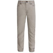 Element Boom Jeans - Slim Fit (For Little and Big Boys) in Flint Gray - Closeouts