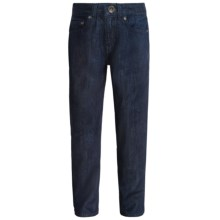 Element Boom Jeans - Slim Fit (For Little and Big Boys) in Indigo Rinse - Closeouts