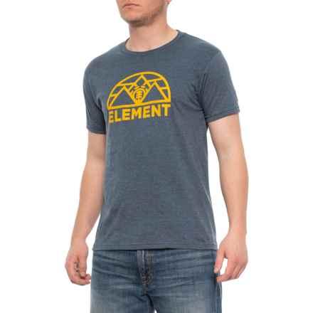 6770734e Element Capron T-Shirt - Short Sleeve (For Men) in Navy Heather