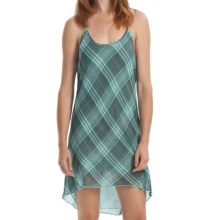 Element Catherine Dress - Racerback, Spaghetti Strap (For Women) in Mint - Closeouts