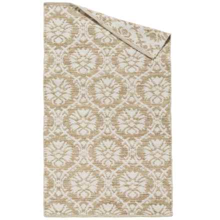 Element Cotton Jacquard Accent Rug - 3x5' in Sand - Overstock