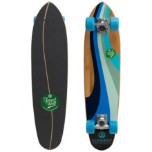 "Element Daytripper Strata Complete Cruiser Skateboard - 7.12x29.6"" in See Photo - Closeouts"