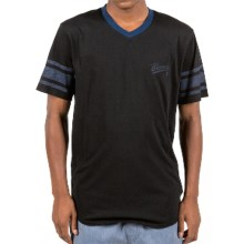 Element Dempsy T-Shirt - V-Neck, Short Sleeve (For Men) in Black - Closeouts