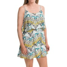 Element Eden Lavella Dress - Spaghetti Strap (For Women) in Multi - Closeouts