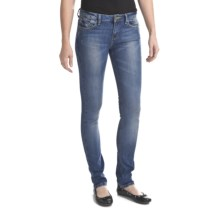 Element Fiddler Wash Jeans - Skinny Fit (For Women) in Vintage - Closeouts