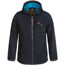 Element Freemont Hooded Jacket - Insulated (For Big and Little Boys) in Total Eclipse - Closeouts