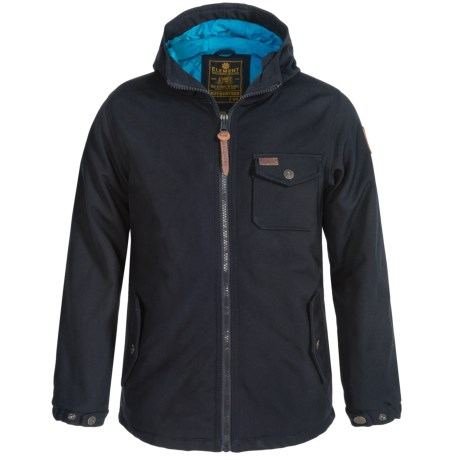 Element Freemont Hooded Jacket Insulated (For Big and Little Boys)