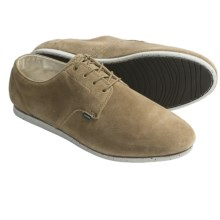 Element Kensington Shoes - Suede (For Men) in Brown - Closeouts