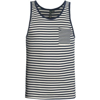 Element McCoy Tank Top (For Men) in Deep Blue