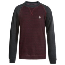 Element Meridian Shirt - Long Sleeve (For Little and Big Boys) in Wine - Closeouts
