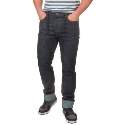 Element Owens Jeans - Slim Fit (For Men) in Sb Raw - Closeouts