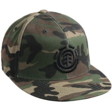 Element Peaceful Warrior Hat (For Men) in Camo - Closeouts