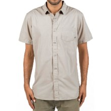 Element Recruit Shirt - Short Sleeve (For Men) in Ash - Closeouts