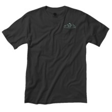 Element Snow Pocket T-Shirt - Short Sleeve (For Men) in Black - Closeouts